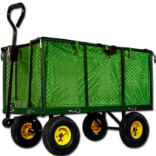 quel volume choisir pour un chariot de jardin 4 roues. Black Bedroom Furniture Sets. Home Design Ideas