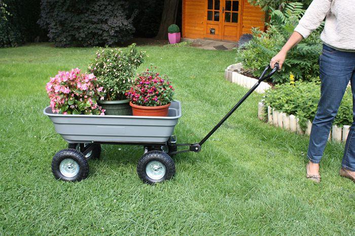 Chariot de Jardin Basculant ⇒ Les meilleurs modèles pas cher